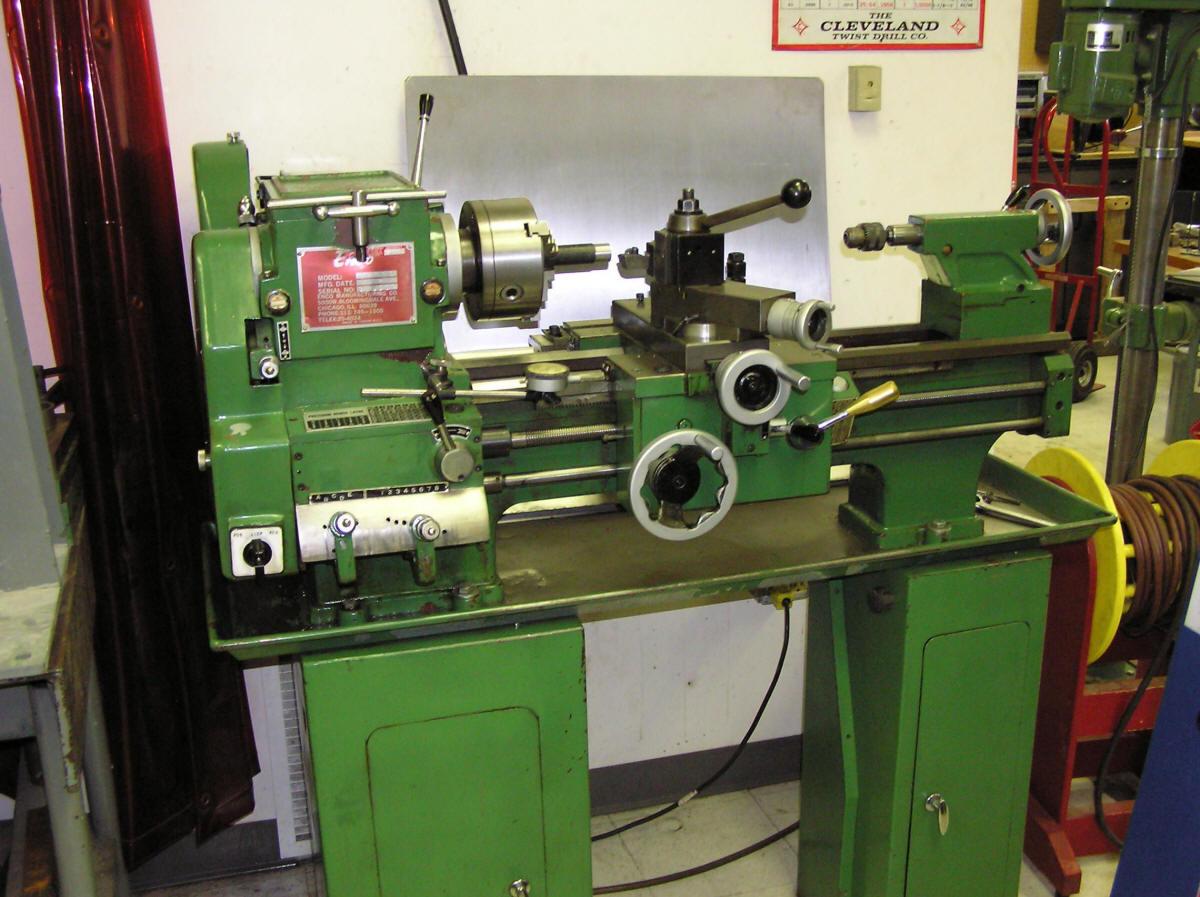 Microwave Program Mechanical Shop